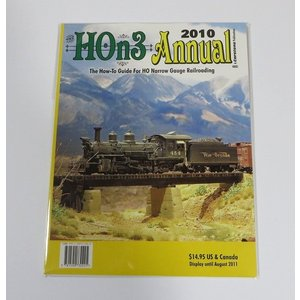 HOn3 Annual 2010|narrow-gauge-shop