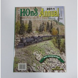 HOn3 Annual 2011|narrow-gauge-shop