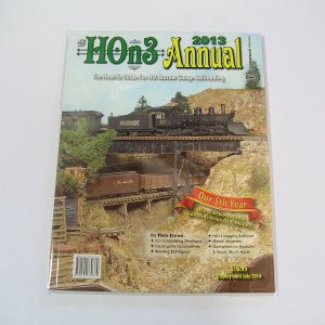 HOn3 Annual 2013|narrow-gauge-shop