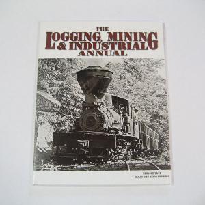 Logging, Minning Industrial Annual 2013 narrow-gauge-shop
