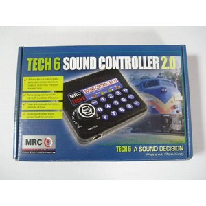 MRC 1200 Tech 6 Sound Controller 2.0 DC/DCCサウンドコントローラー|narrow-gauge-shop