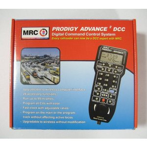 MRC 1414 Prodigy Advance2 DCCコントローラー|narrow-gauge-shop