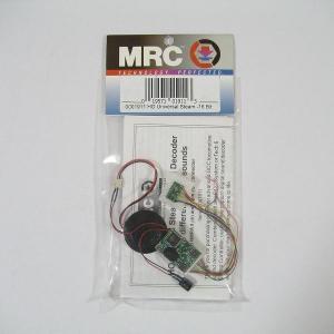 MRC 1911 HO 蒸気機関車 ミニ サウンド・走行一体型 小型デコーダー|narrow-gauge-shop
