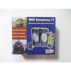 MRC AA555 蒸気/ディーゼル機関車 Symphony 77 デジタルサウンドシステム|narrow-gauge-shop