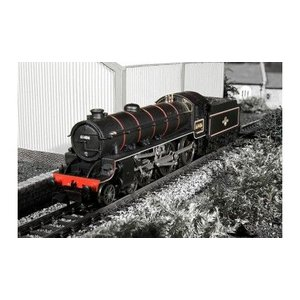 DAPOL Nゲージ (9mm) ND-120E 4-6-0 Tender Locomotive Late British Railways B1 61406|narrow-gauge-shop