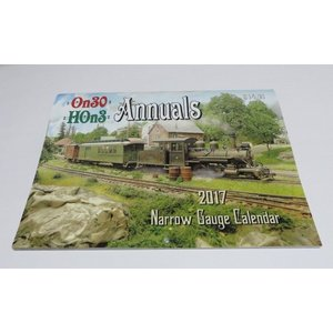 2017 Narrow Gauge Calendar|narrow-gauge-shop
