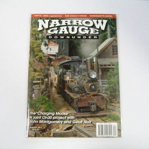 Narrow Gauge Downunder 2012 (Jan)|narrow-gauge-shop