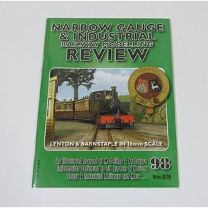 Narrow Gauge & Industrial Railway Modelling Review 98|narrow-gauge-shop