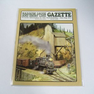Narrow Gauge & Short Line Gazette 2011 (Jul/Aug)|narrow-gauge-shop