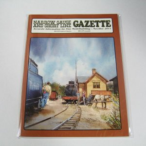 Narrow Gauge & Short Line Gazette 2011 (Nov/Dec)|narrow-gauge-shop