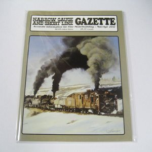 Narrow Gauge & Short Line Gazette 2012 (Mar/Apr)|narrow-gauge-shop