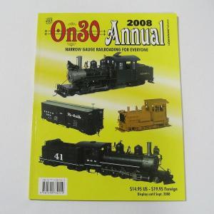 On30 Annual 2008|narrow-gauge-shop