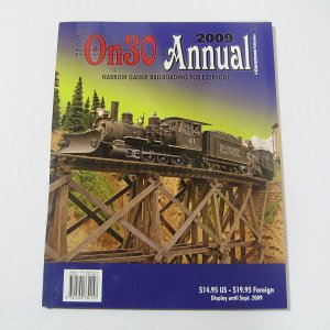 On30 Annual 2009|narrow-gauge-shop