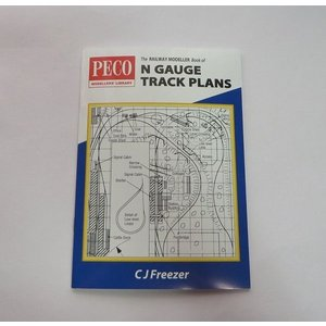 PECO PB-4 レイアウトプラン集 N GAUGE TRACK PLANS|narrow-gauge-shop