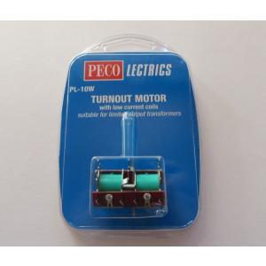 PECO PL-10W ポイントマシン (低電流タイプ)|narrow-gauge-shop