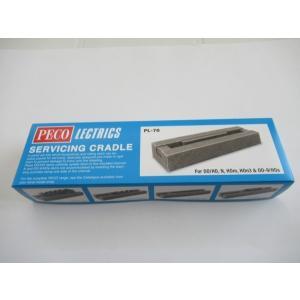 PECO PL-70 機関車点検整備用受け台 (N/HO/HOe用)|narrow-gauge-shop