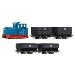 ロコ/Roco 31027 HOe 0-6-0 C型 ディーゼル機関車セット|narrow-gauge-shop