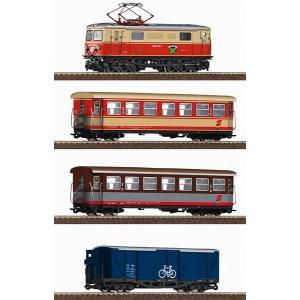 ロコ/Roco 31050 HOe 電気機関車セット|narrow-gauge-shop