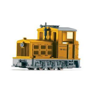 ロコ/Roco 33208 HOe 0-6-0 C型 ディーゼル機関車 BR 199|narrow-gauge-shop