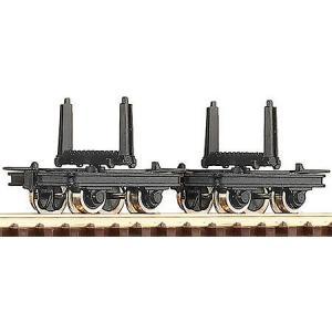 ロコ/Roco 34602 HOe 運材車 (x2)|narrow-gauge-shop