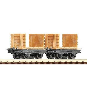 ロコ/Roco 34604 HOe レンガ運搬車 (x2)|narrow-gauge-shop