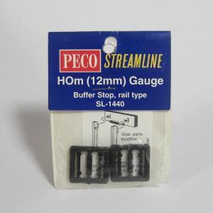 PECO SL-1440 HOm (12mm) 車止め (2個入)|narrow-gauge-shop
