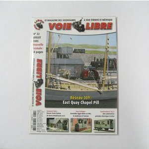 Voie Libre No.32 (2005年) narrow-gauge-shop
