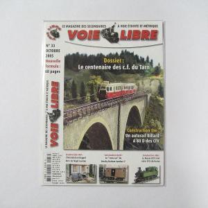 Voie Libre No.33 (2005年) narrow-gauge-shop
