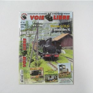 Voie Libre No.34 (2006年) narrow-gauge-shop