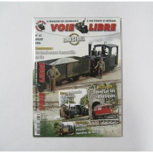 Voie Libre No.37 (2006年)|narrow-gauge-shop