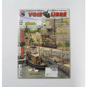 Voie Libre No.47 (2007年)|narrow-gauge-shop