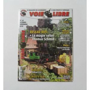 Voie Libre No.62 (2010年)|narrow-gauge-shop