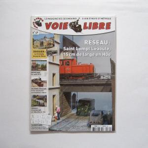 Voie Libre No.69 (2012年 4/5/6月号)|narrow-gauge-shop