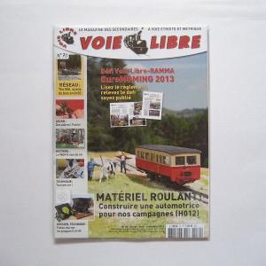 Voie Libre No.70 (2012年 7/8/9月号)|narrow-gauge-shop