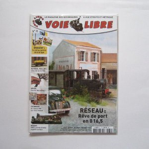 Voie Libre No.71 (2012年 10/11/12月号)|narrow-gauge-shop