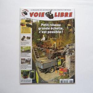 Voie Libre No.73 (2013年 4/5/6月号)|narrow-gauge-shop