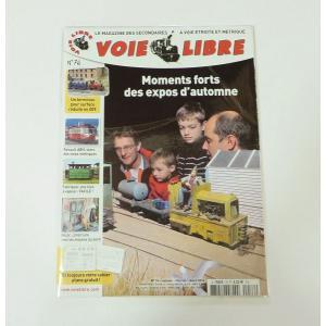 Voie Libre No.76 (2014年 1/2/3月号)|narrow-gauge-shop