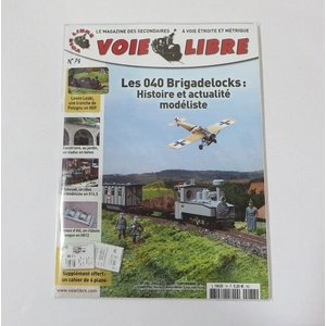 Voie Libre No.78 (2014年 7/8/9月号)|narrow-gauge-shop