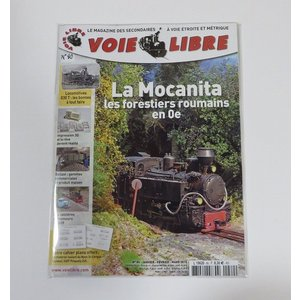 Voie Libre No.80 (2015年 1/2/3月号)|narrow-gauge-shop