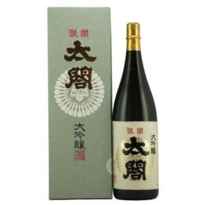 聚楽太閤 大吟醸 1800ml|narutaki