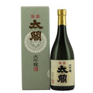 聚楽太閤 大吟醸 720ml|narutaki