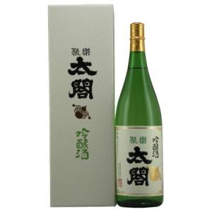 聚楽太閤 吟醸酒 1800ml|narutaki