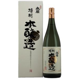 聚楽太閤 特別本醸造 1800ml narutaki