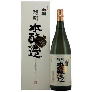 聚楽太閤 特別本醸造 1800ml|narutaki