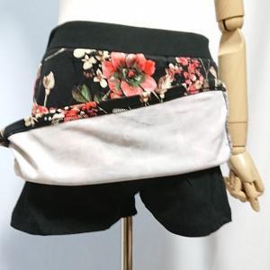 ゴルフウェア 上下セット レディース フラワー 花柄 スカート インナーパンツ付|nary|17