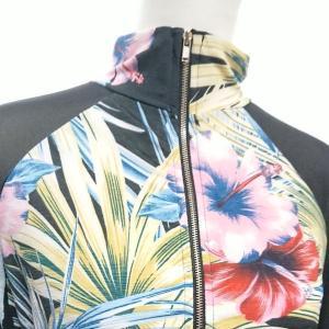 ゴルフウェア セットアップ レディース 花柄 フラワー  スカート 長袖 可愛い|nary|14