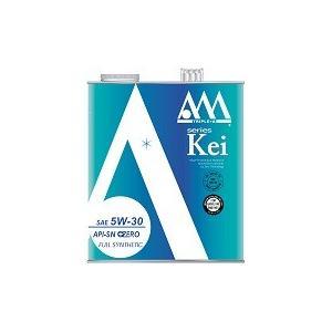 AAA エンジンオイル Kei 5W-30 3L(3リットル...