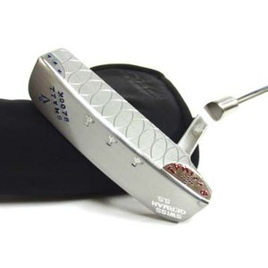 T.P.MILLS TPミルズ ハンドメイドモデル パター HAND MADE PUTTER SMALL BLACK V8 SWISS GERMAN STAINLESS PRO PLATINUM  HTHM-000374 nativeplace