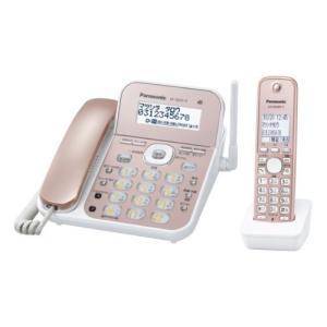 パナソニック RU・RU・RU デジタルコードレス電話機 子機1台付き 1.9GHz DECT準拠方式 ピンク VE-GD31DL-P|natsumestore