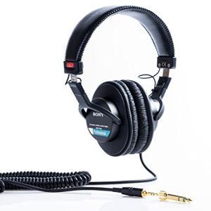 SONY ステレオヘッドホン MDR-7506 natsumestore